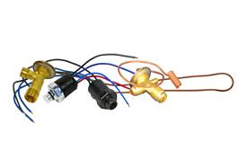 Produkte Klimatisierung Druckschalter und Ventile