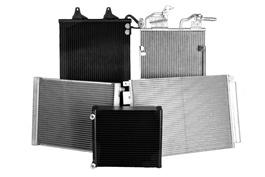 Produkte Klimatisierung Kondensatoren