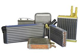 Produkte Motorkühlung Heizungskühler
