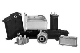 Produkte Motorkühlung Ölkühlung